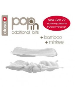 Pop In Close - Inserts bambou TU pour TE2 V2